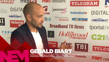 Gerald Biart Interview