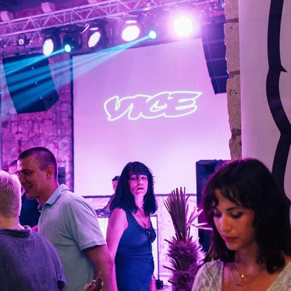 VICE ANNOUNCES EXPANSION IN THE REGION DURING NEM 2016'S SECOND DAY