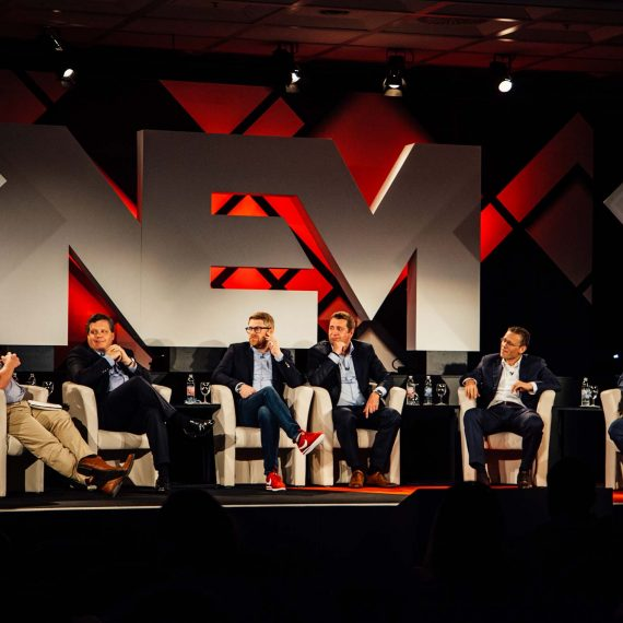 WILL SUBSCRIPTION SERVICES BE THE END OF TELEVISION AS WE KNOW IT? FIND OUT AT THE FIFTH NEM CONFERENCE