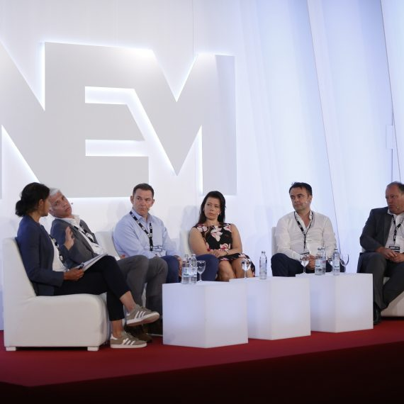 NEM 2019 REVEALED FIRST PANEL DISCUSSIONS