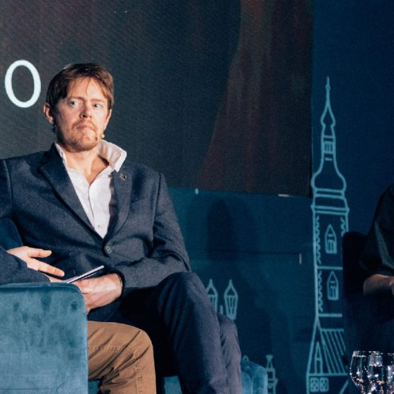 Interview with Kris Marshall